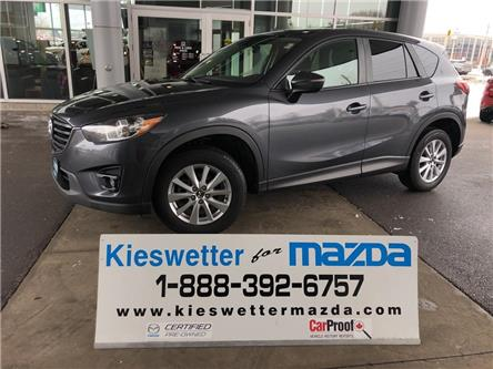 2016 Mazda CX-5 GS (Stk: U3910) in Kitchener - Image 1 of 30
