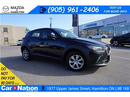 2016 Mazda CX-3  (Stk: HN2378A) in Hamilton - Image 1 of 35