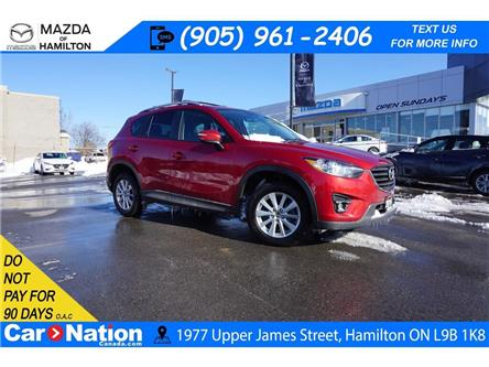 2016 Mazda CX-5 GS (Stk: HU914) in Hamilton - Image 1 of 32