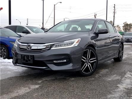2017 Honda Accord Touring (Stk: 59160EA) in Scarborough - Image 1 of 23