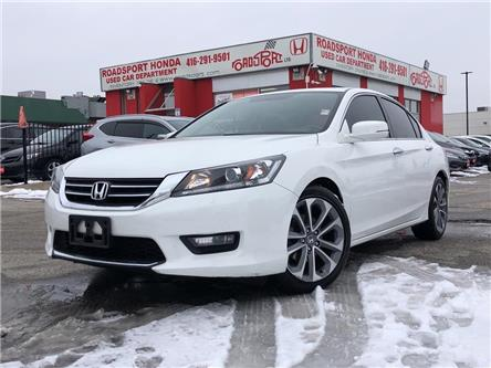 2015 Honda Accord Sport (Stk: 8153P) in Scarborough - Image 1 of 22