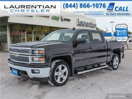 2015 Chevrolet Silverado 1500  (Stk: 19585A) in Sudbury - Image 1 of 25
