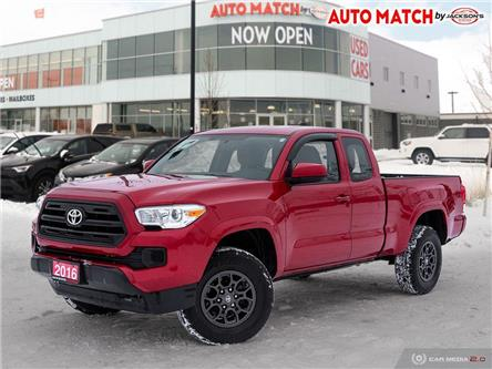 2016 Toyota Tacoma SR+ (Stk: U3459A) in Barrie - Image 1 of 27