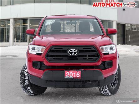 2016 Toyota Tacoma SR+ (Stk: U3459A) in Barrie - Image 2 of 27