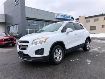 2016 Chevrolet Trax LT (Stk: 19T169A) in Kingston - Image 1 of 14