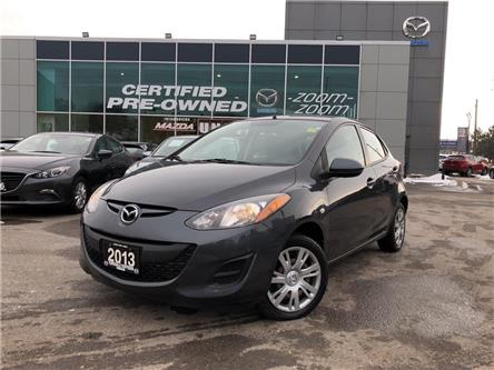 2013 Mazda Mazda2 GX at *AUTOMATIC*, POWER GROUP, CRUISE CONTROL (Stk: P2000) in Toronto - Image 1 of 23