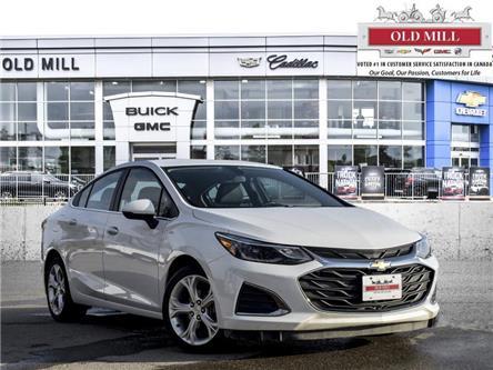 2019 Chevrolet Cruze Premier (Stk: 100741U) in Toronto - Image 1 of 19