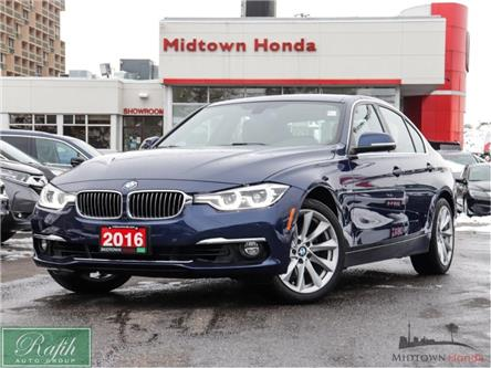 2016 BMW 328i xDrive (Stk: 2192532A) in North York - Image 1 of 29