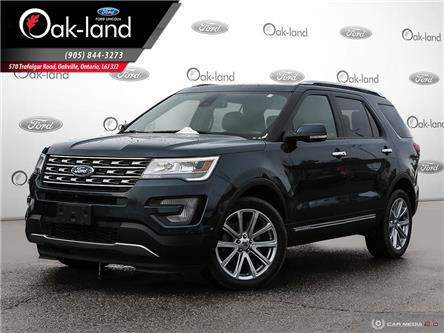 2017 Ford Explorer Limited (Stk: 9T613A) in Oakville - Image 1 of 27