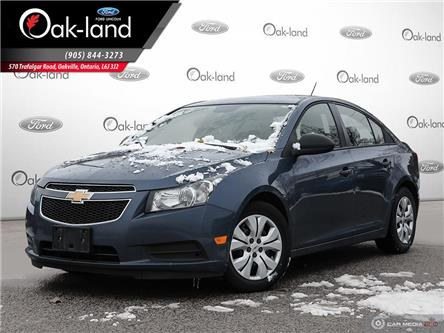 2014 Chevrolet Cruze 2LS (Stk: 9T880DA) in Oakville - Image 1 of 27