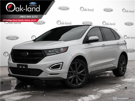 2016 Ford Edge Sport (Stk: 9D118DA) in Oakville - Image 1 of 27