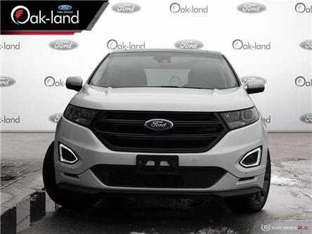 2016 Ford Edge Sport (Stk: 9D118DA) in Oakville - Image 2 of 27