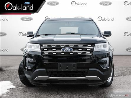 2016 Ford Explorer XLT (Stk: 9T600B) in Oakville - Image 2 of 27