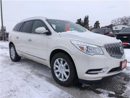 2015 Buick Enclave Leather (Stk: U-2199) in Tillsonburg - Image 1 of 29