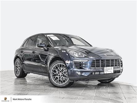 2018 Porsche Macan Sport Edition (Stk: 62778) in Ottawa - Image 1 of 22