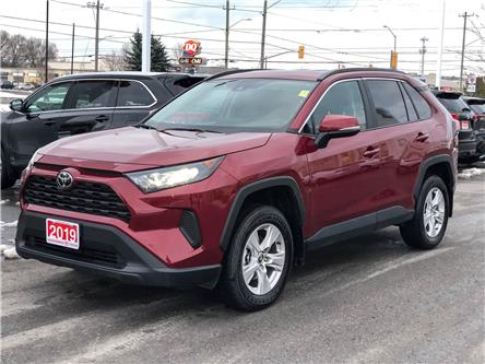 2019 Toyota RAV4 LE (Stk: W4919) in Cobourg - Image 1 of 23