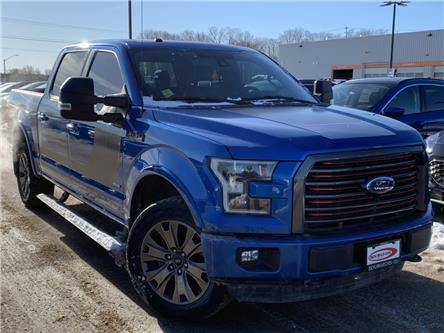 2016 Ford F-150 Lariat (Stk: 19T1361A) in Midland - Image 1 of 17