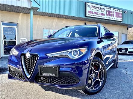 2018 Alfa Romeo Stelvio ti (Stk: B67334) in Bolton - Image 1 of 24