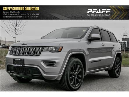 2019 Jeep Grand Cherokee Laredo (Stk: LC2185A) in London - Image 1 of 22