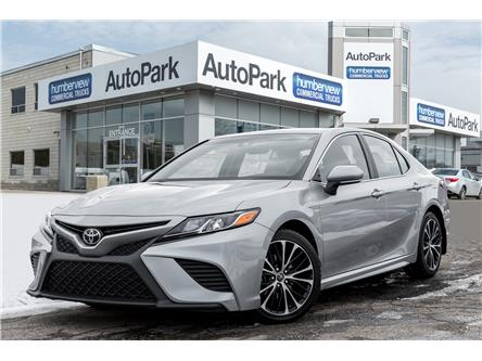 2018 Toyota Camry SE (Stk: ) in Mississauga - Image 1 of 19