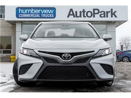 2018 Toyota Camry SE (Stk: ) in Mississauga - Image 2 of 19