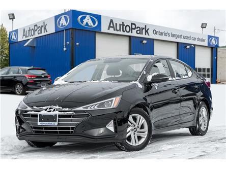 2019 Hyundai Elantra Preferred (Stk: 19-92309R) in Georgetown - Image 1 of 18