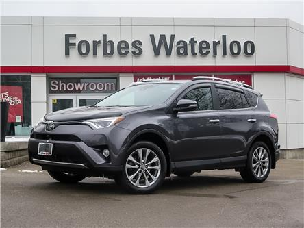2016 Toyota RAV4 Limited (Stk: 95590A) in Waterloo - Image 1 of 25