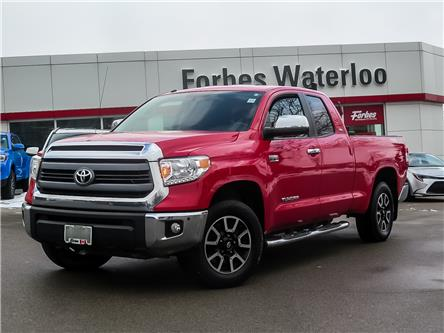 2015 Toyota Tundra SR 5.7L V8 (Stk: 05019A) in Waterloo - Image 1 of 21