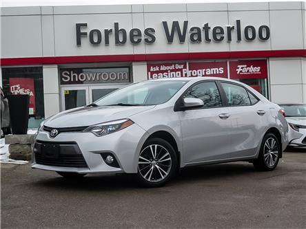 2016 Toyota Corolla LE (Stk: 02157R) in Waterloo - Image 1 of 24