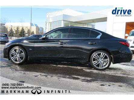 2018 Infiniti Q50 3.0t LUXE (Stk: P3295) in Markham - Image 2 of 15