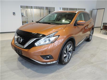 2017 Nissan Murano Platinum (Stk: 194361) in Brandon - Image 2 of 21