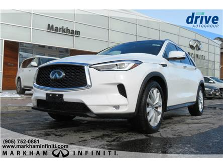2019 Infiniti QX50 Luxe (Stk: K916A) in Markham - Image 1 of 19
