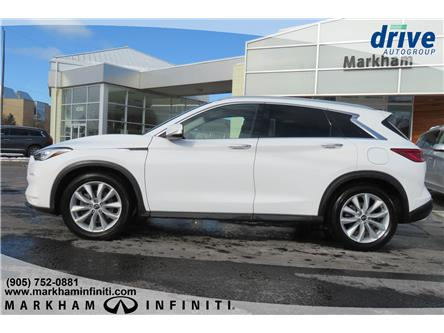 2019 Infiniti QX50 Luxe (Stk: K916A) in Markham - Image 2 of 19