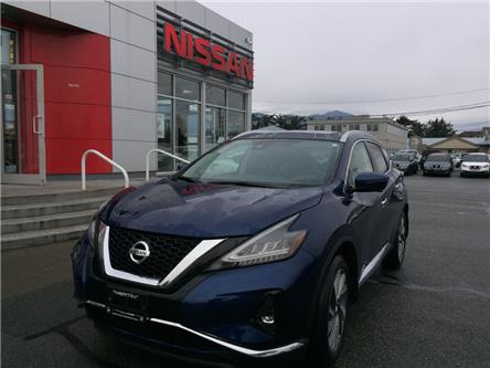 2020 Nissan Murano SL (Stk: N06-2418) in Chilliwack - Image 1 of 19