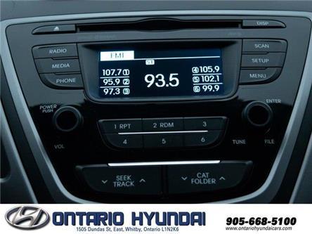 2016 Hyundai Elantra GL (Stk: 44543K) in Whitby - Image 2 of 18