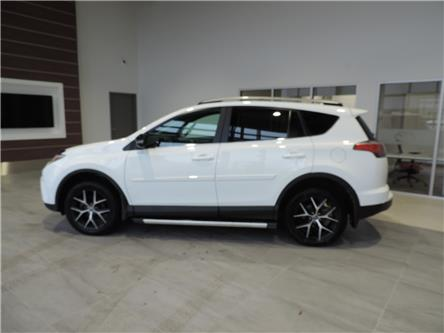 2017 Toyota RAV4 SE (Stk: 190641) in Brandon - Image 1 of 20