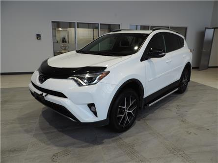 2017 Toyota RAV4 SE (Stk: 190641) in Brandon - Image 2 of 20