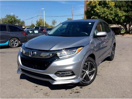 2020 Honda HR-V Touring (Stk: 20-0102) in Ottawa - Image 1 of 11