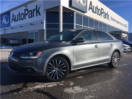2013 Volkswagen Jetta 2.0 TDI Highline (Stk: 13-67477JB) in Barrie - Image 1 of 24