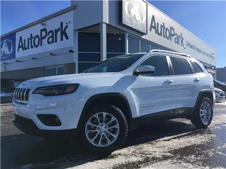 2019 Jeep Cherokee North (Stk: 19-79533RMB) in Barrie - Image 1 of 25