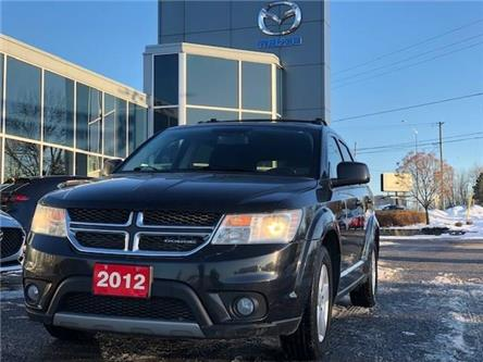 2012 Dodge Journey SXT & Crew (Stk: M26251) in Gloucester - Image 1 of 11