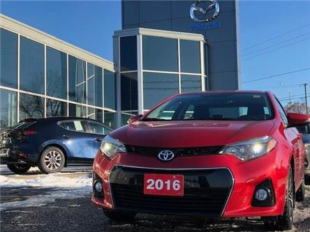 2016 Toyota Corolla S (Stk: M2724) in Gloucester - Image 1 of 16