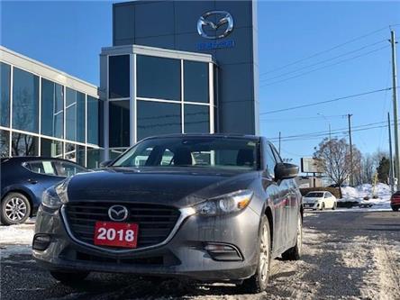 2018 Mazda Mazda3 GS (Stk: M2726) in Gloucester - Image 1 of 10