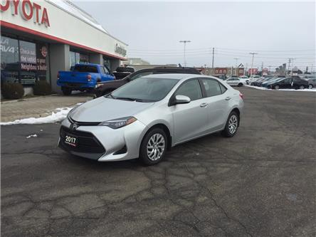 2017 Toyota Corolla  (Stk: P0056080) in Cambridge - Image 2 of 15