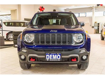2019 Jeep Renegade Trailhawk (Stk: 33203D) in Barrie - Image 2 of 21