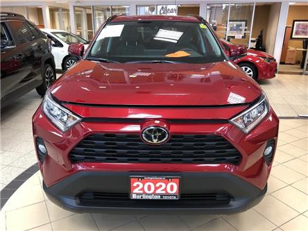 2020 Toyota RAV4 XLE (Stk: 208005) in Burlington - Image 2 of 5