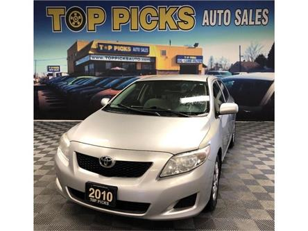 2010 Toyota Corolla CE (Stk: 356542) in NORTH BAY - Image 1 of 23