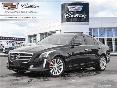 2014 Cadillac CTS 2.0L Turbo Performance (Stk: 103504AA) in Oshawa - Image 1 of 36