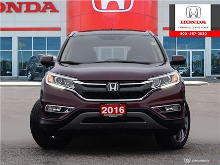 2016 Honda CR-V Touring (Stk: U4984) in Cambridge - Image 2 of 27