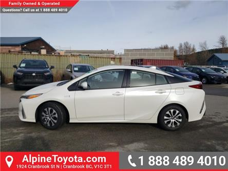 2020 Toyota Prius Prime Base (Stk: 3140919) in Cranbrook - Image 2 of 24